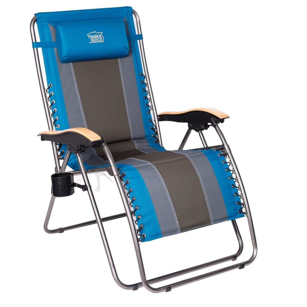 timber ridge patio gravity chair