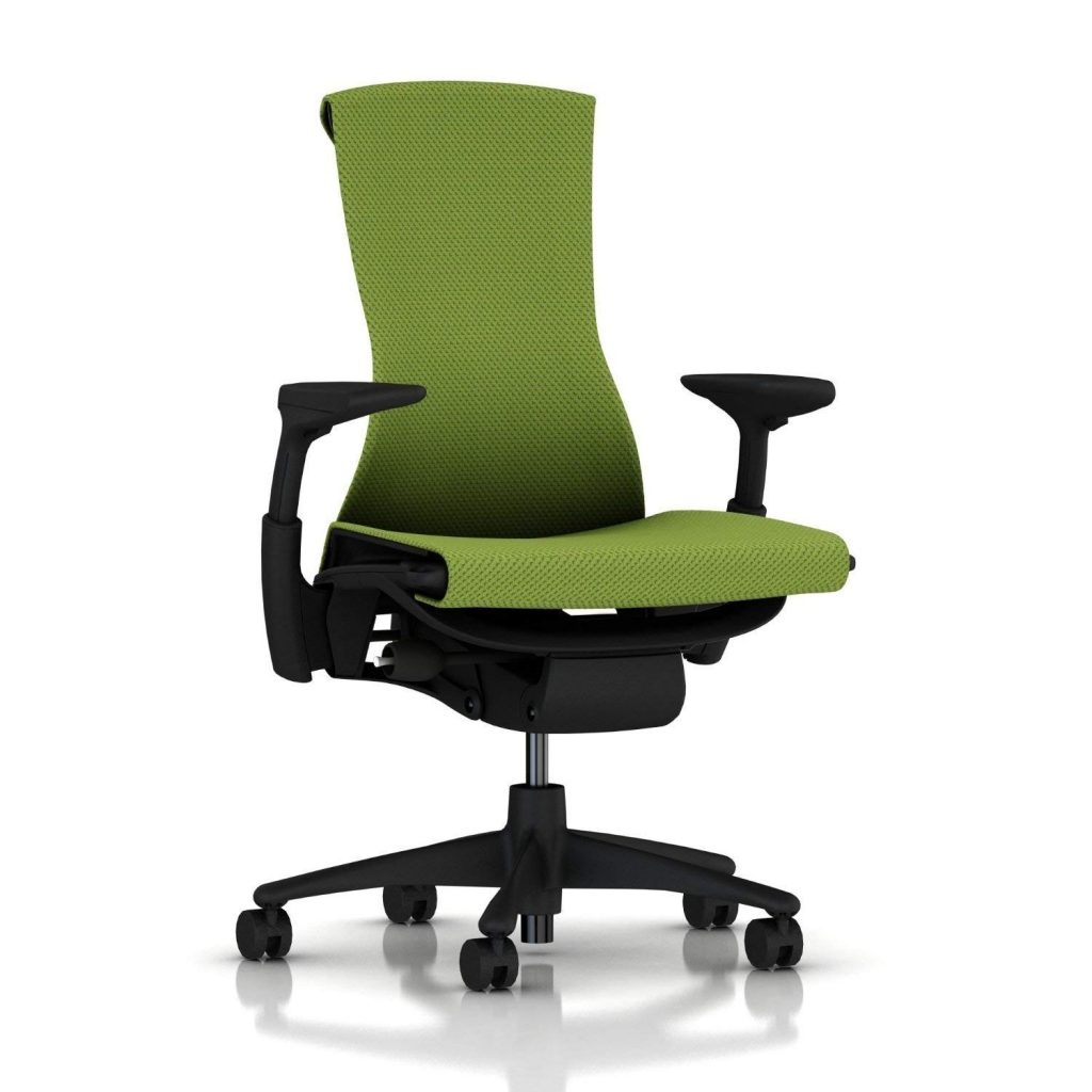 herman miller green embody chair