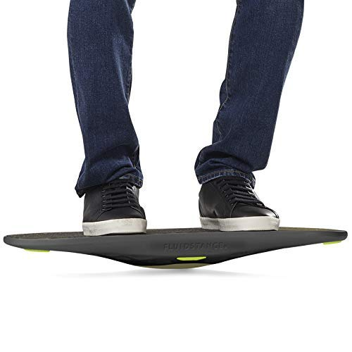fluidstance wobble board for standing desks