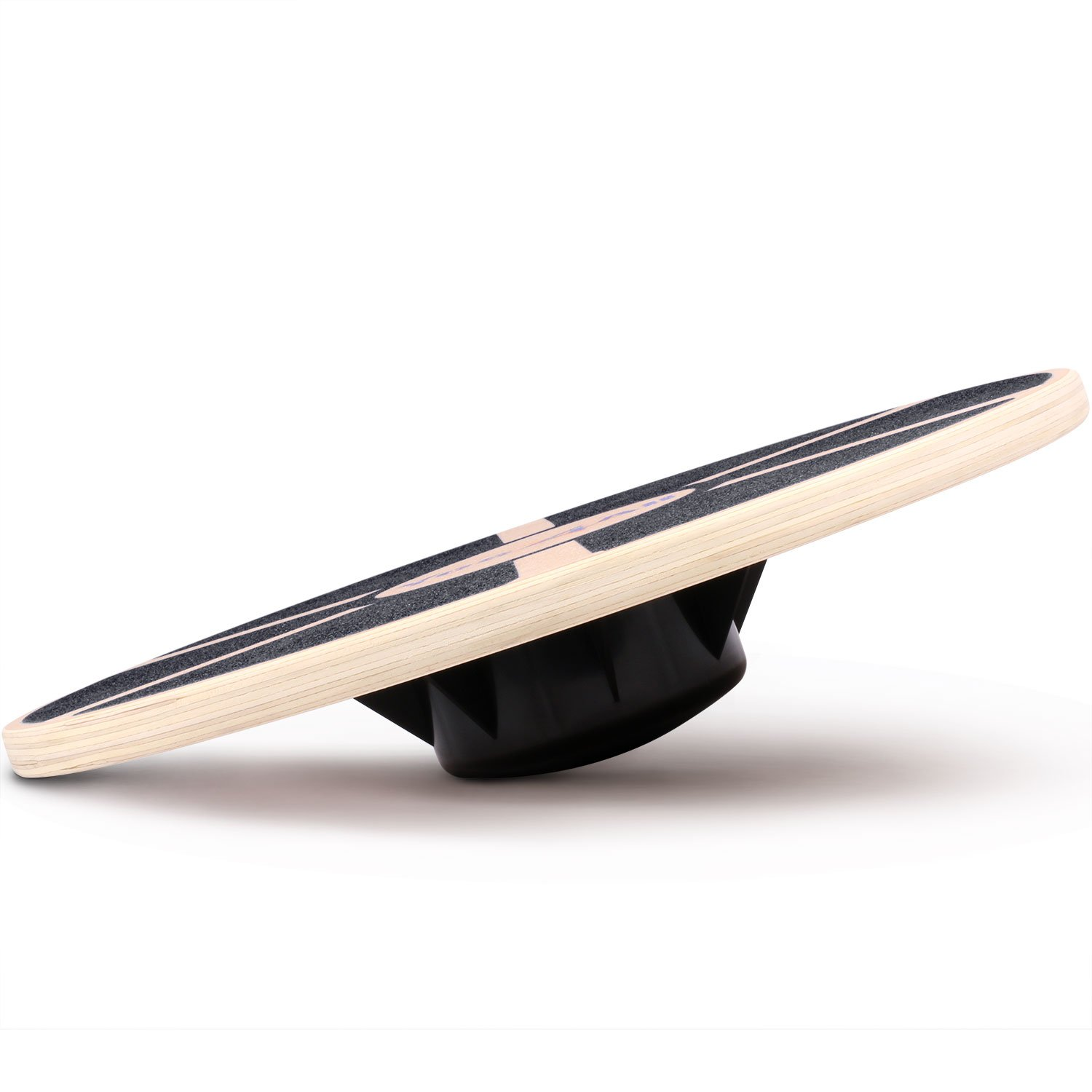 wooden balance board for stand up desks