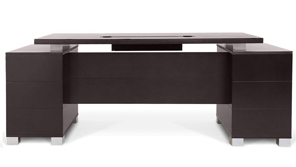 modern executive desk zuri furniture