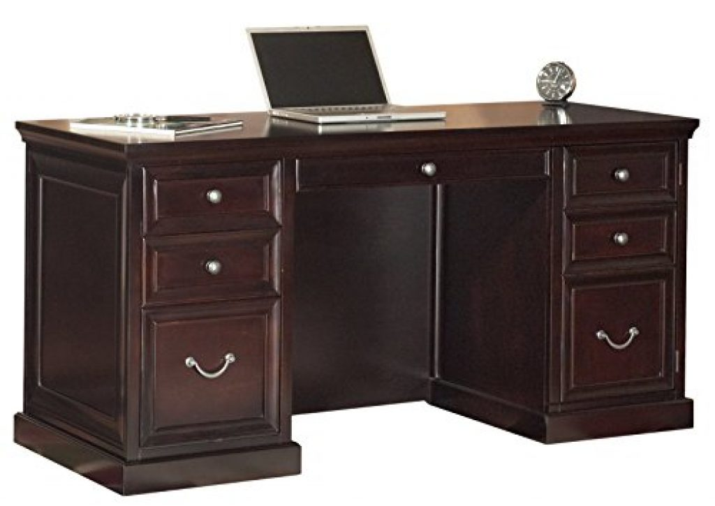 martin furniture executive desk