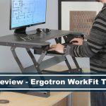 ergotron workfit tl product image
