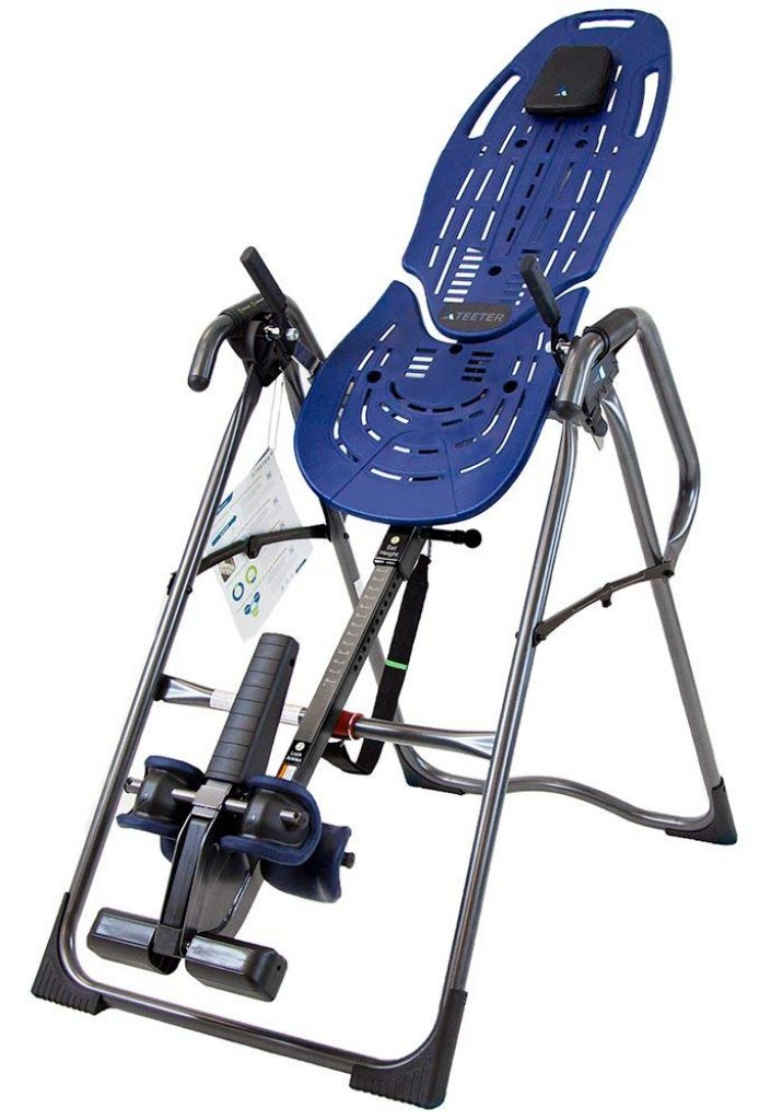 teeter ep-960 inversion table back relief