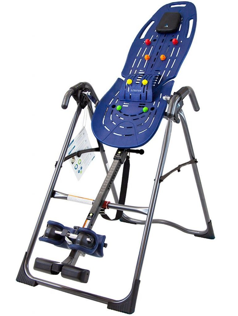 runner up teeter ep-560 inversion table for back pain relief