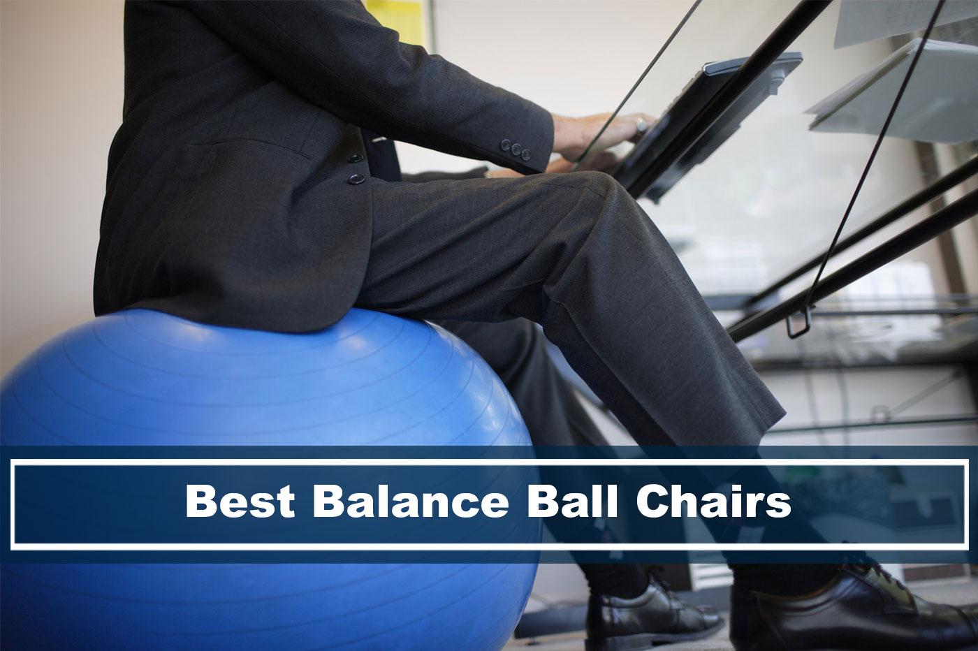 best balance ball chairs