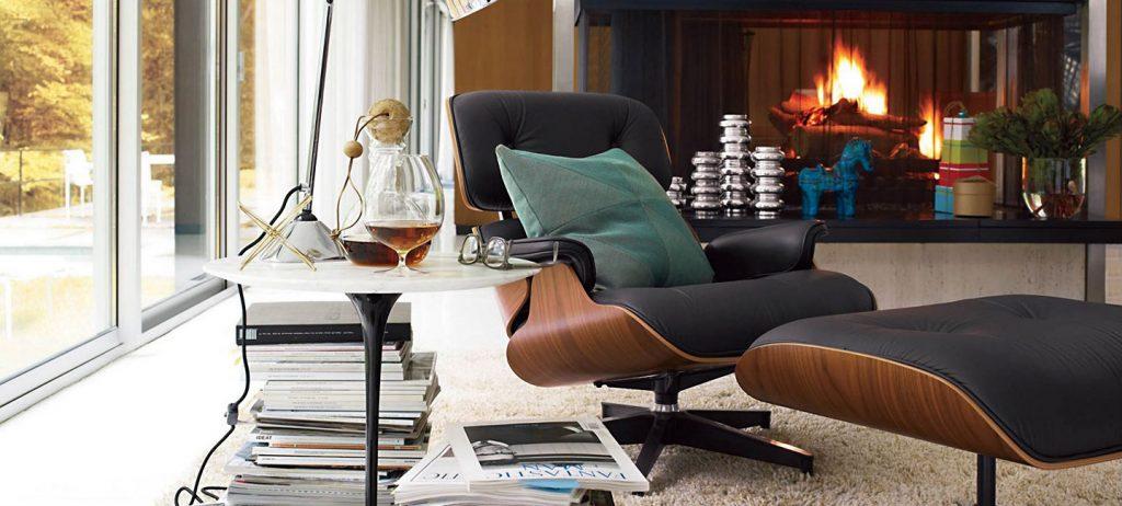 Herman Miller eames lounge chair