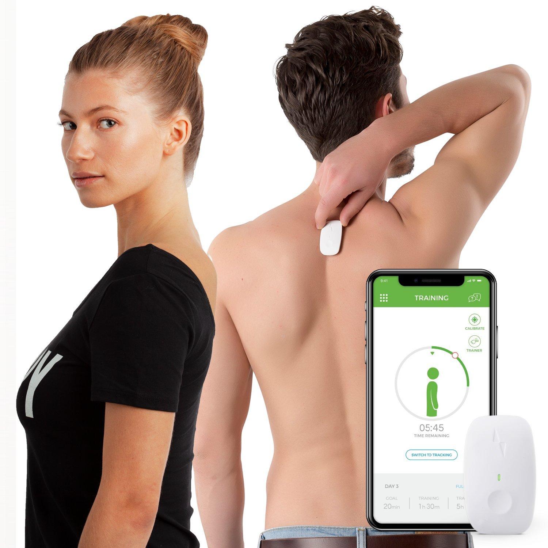upright posture corrector smart device