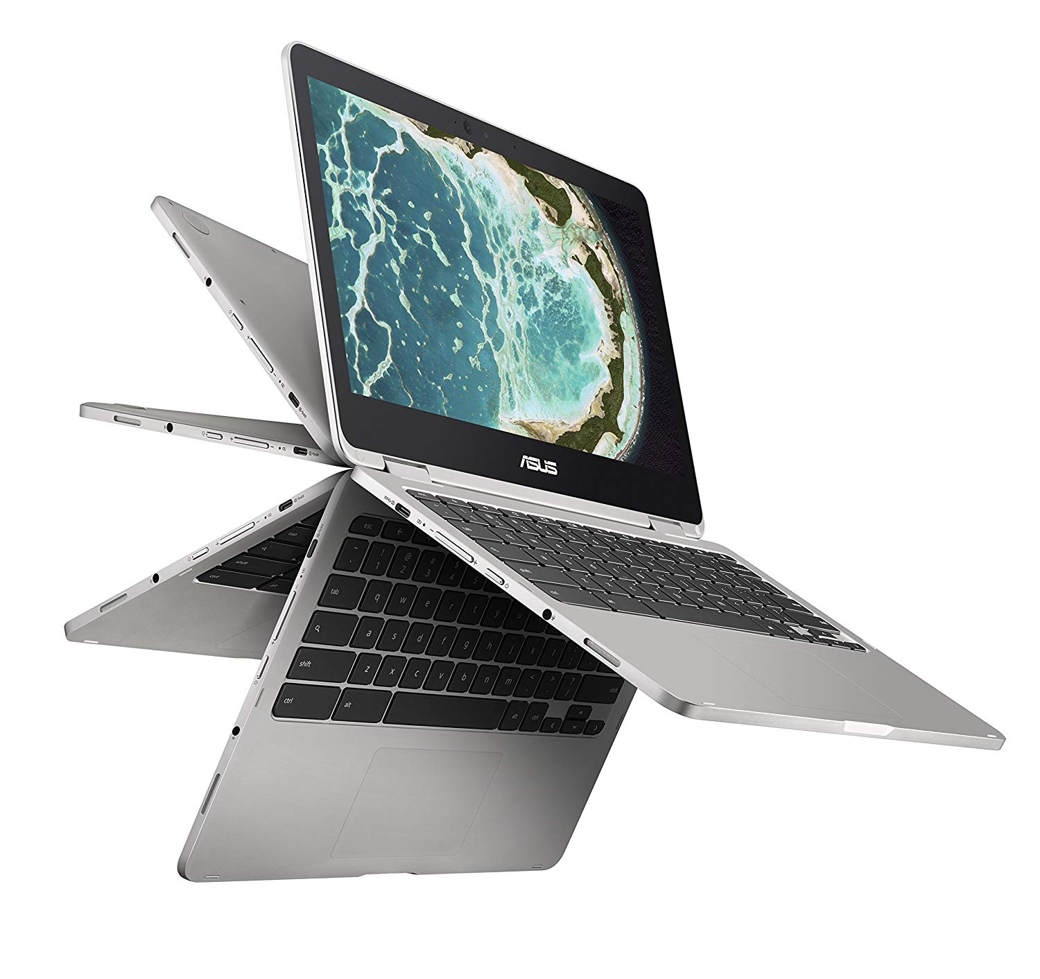 budget friendly asus chromebook flip 2 in 1 laptop for college