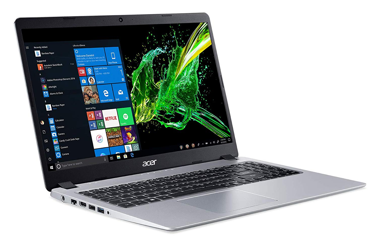 acer slim laptop for college students