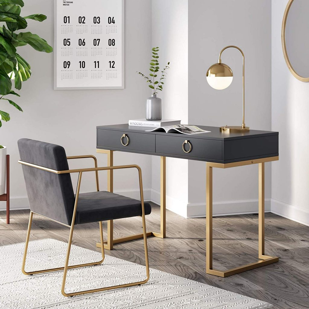 best stylish home office desk