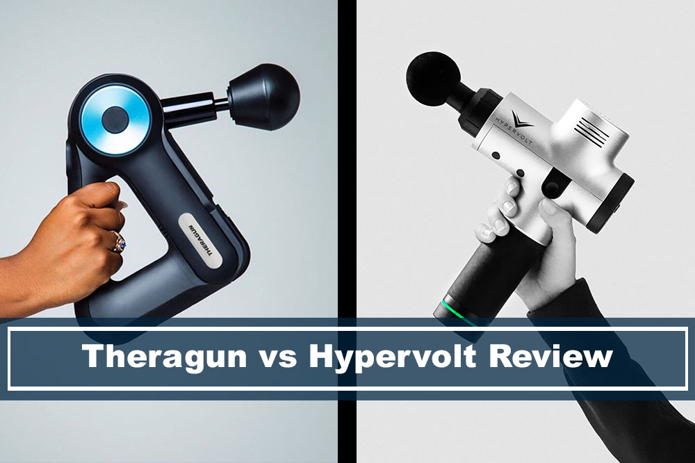 Theragun Vs Hypervolt Review 2019 Which One Should You Get