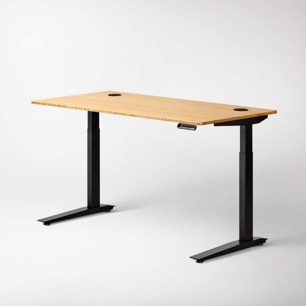 jarvis standing desk bamboo top vs uplift desk