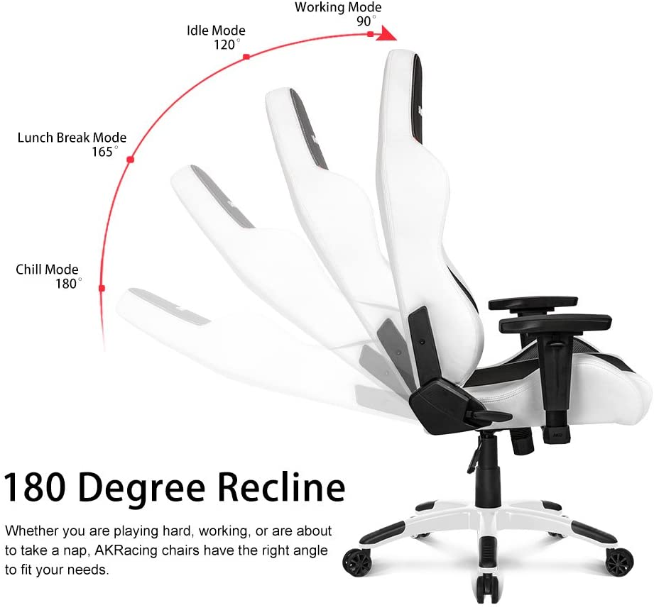 akracing reclining chair product details