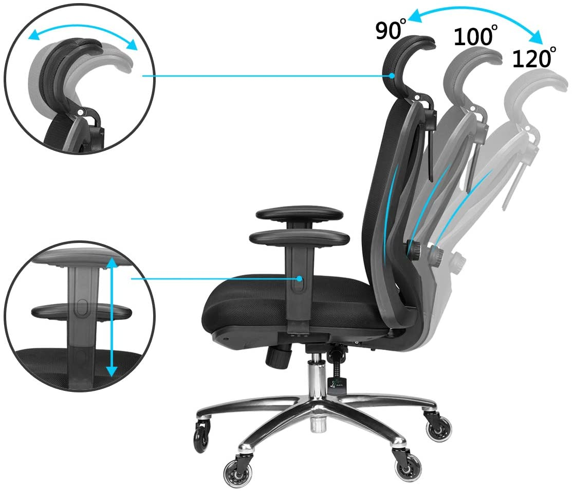 duramont reclining product details