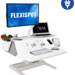FlexiSpot Sit Stand Smart Workstation EM6W