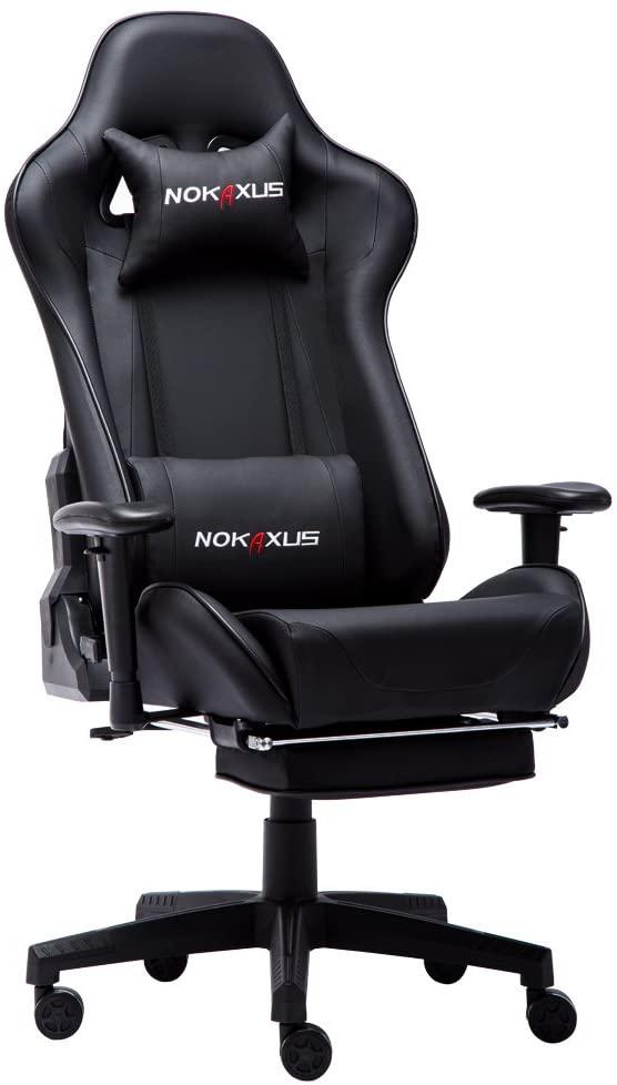nokaxus gaming lounge reclining chair